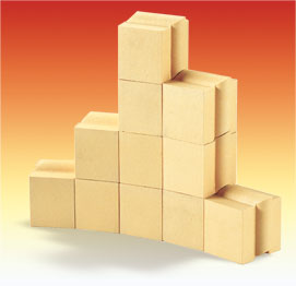 Tongue and Groove Refractory Brick