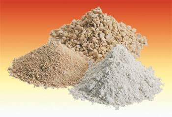 Refractory Backup & Custom Granular Materials